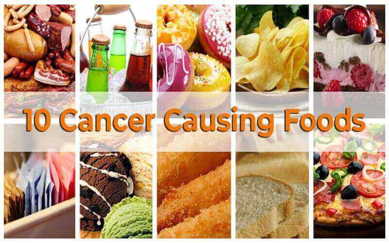 10 Cancer Causing Foods that You Should Avoid - Merecipes.com