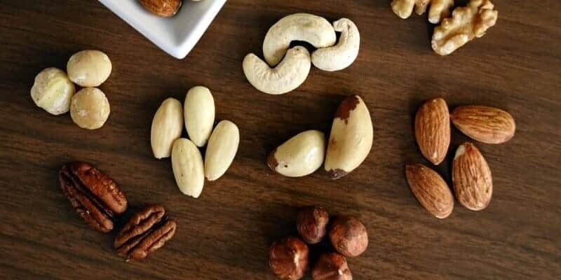 Foods That Increase Sex Drive - Almonds