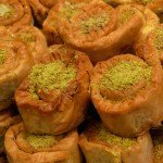 Moroccan Almond Pastry