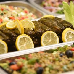 Warak Enab - Lebanese Stuffed Grape Leaves